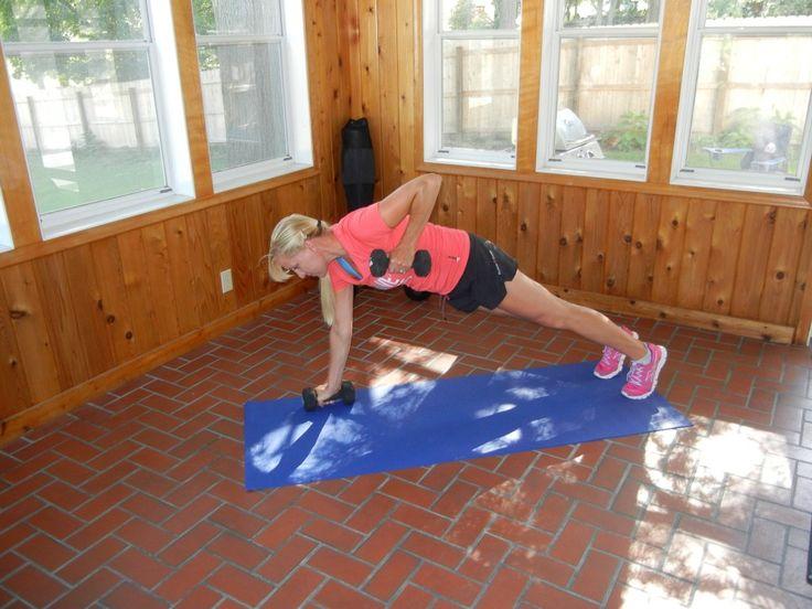 Post-pregnancy workout routine