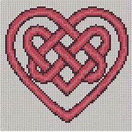 free celtic cross-stitch patterns - - Yahoo Image Search Results