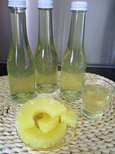 Ananaslikör, ein schmackhaftes Rezept aus der Kategorie Likör. Bewertungen: 24. Durchschnitt: Ø 4,4.