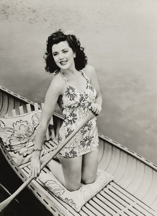 Therese Ann Rutherford, known as Ann Rutherford, was a Canadian-American actress in film, radio, and television