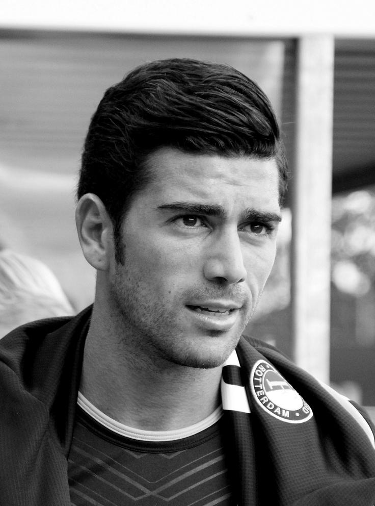 Graziano Pelle, Italian soccer player for the Dutch football club Feyenoord