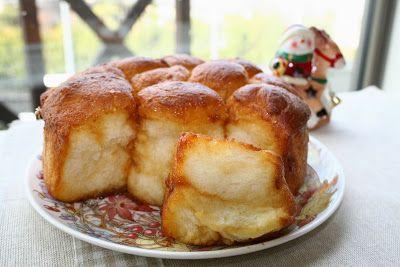 """Дом у Ивы: """"Обезьяний хлеб"""" в карамельном соусе и моя помощница"""