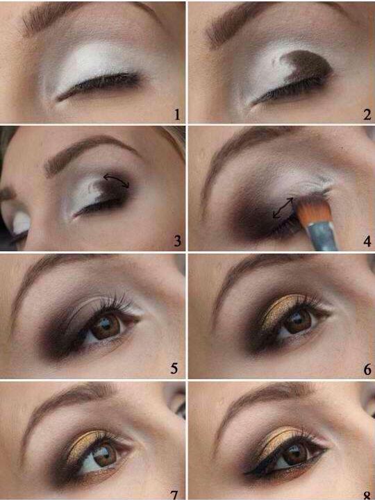 Makeup For Deep Set Eyes Tutorial Jidimakeup