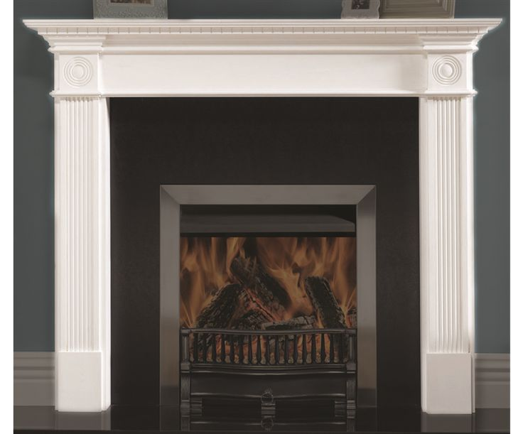 Georgian Wooden Fireplace Mantel | Wooden Fire Surrounds | Fire Surrounds | Fireplaces | Stovax
