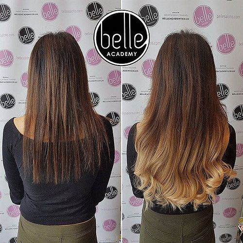 13 best Belle Hair Extensions Manchester images on Pinterest ...