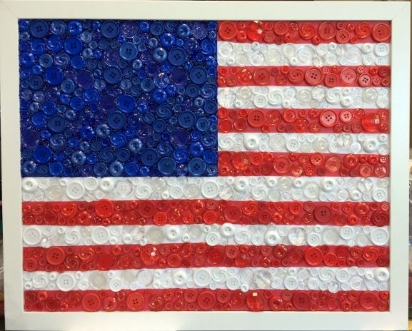 flag craft ideas 19 best craft buttons images on appliques 2024