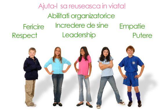 Dezvoltarea inteligentei si dezvoltare personala copii