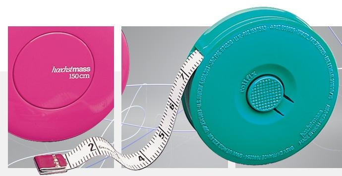 """171. """"Rollfix"""", Measuring tape, Hoechstmass, Germany"""