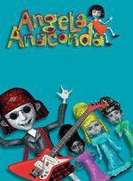 Affiche Angela Anaconda