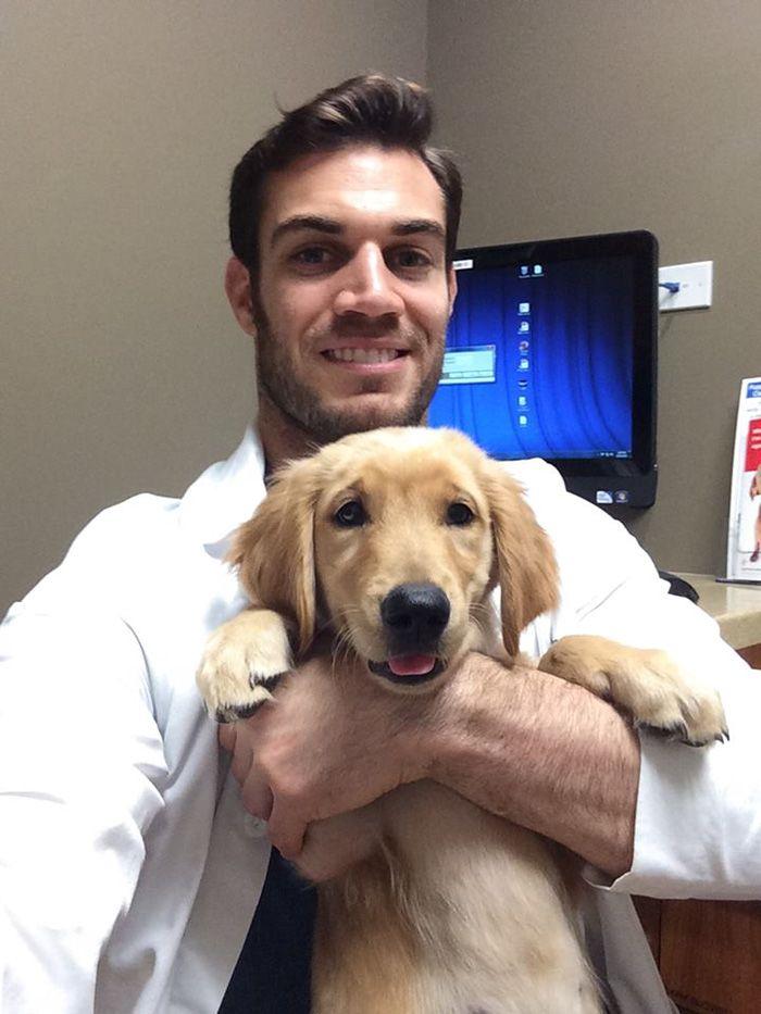 Ear-ving 🤣 | Animal doctor, Veterinarian, Dr evans