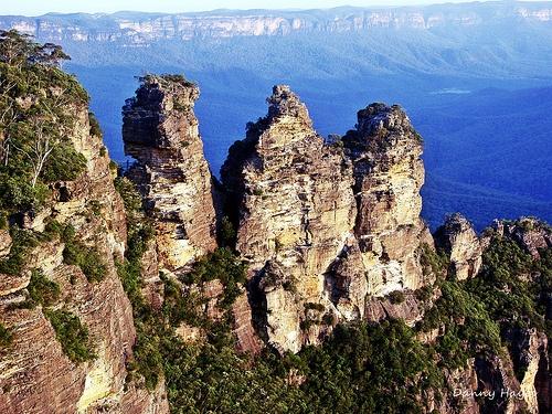 The Three Sisters - Blue Mountains NSW Australia