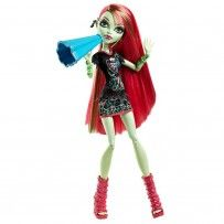 Papusa Monster High Venus McFlytrap Spiritele Vampirilor