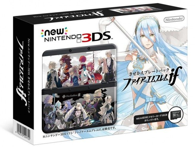 Fire Emblem if New 3DS bundle