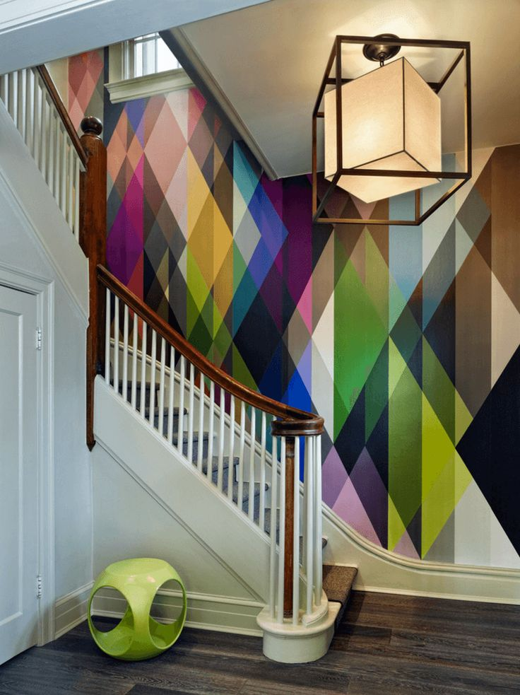 28 Stunning Wallpaper Ideas Your Home Needs - http://freshome.com/fun-wallpaper-ideas/