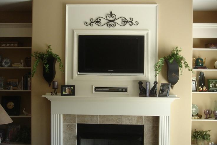 Fireplace Fireplace Pinterest Open Haarden En