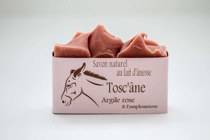 Asinerie les ânes en culotte | Savon naturel au lait d'ânesse, parfumé uniquement avec des huiles essentielles, pour laisser votre peau douce et en santé!