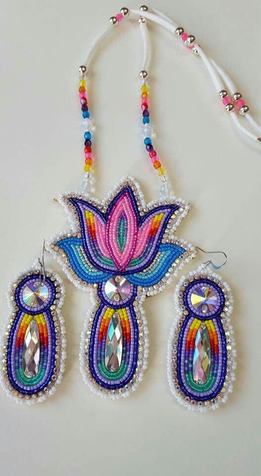 397 Best Images About Beadwork That Rocks On Pinterest