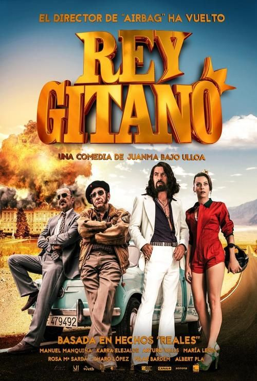 Rey Gitano Full Movie Online Streaming 2015 check out here : http://movieplayer.website/hd/?v=3902698 Rey Gitano Full Movie Online Streaming 2015  Actor : Karra Elejalde, Manuel Manquiña, Arturo Valls, María León 84n9un+4p4n
