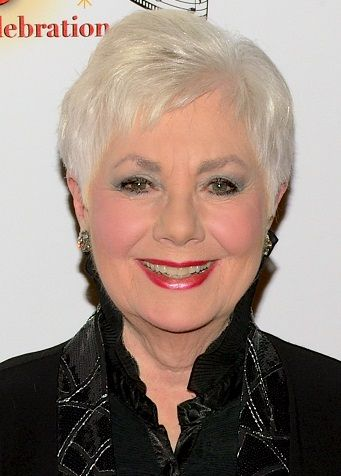 Shirley Jones Classy Celebrity Hairstyles For Women With