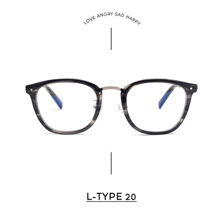 LASH GLASSES L-TYPE20