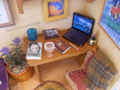 Patricia Cruzat Artesania y Color: Psicólogo