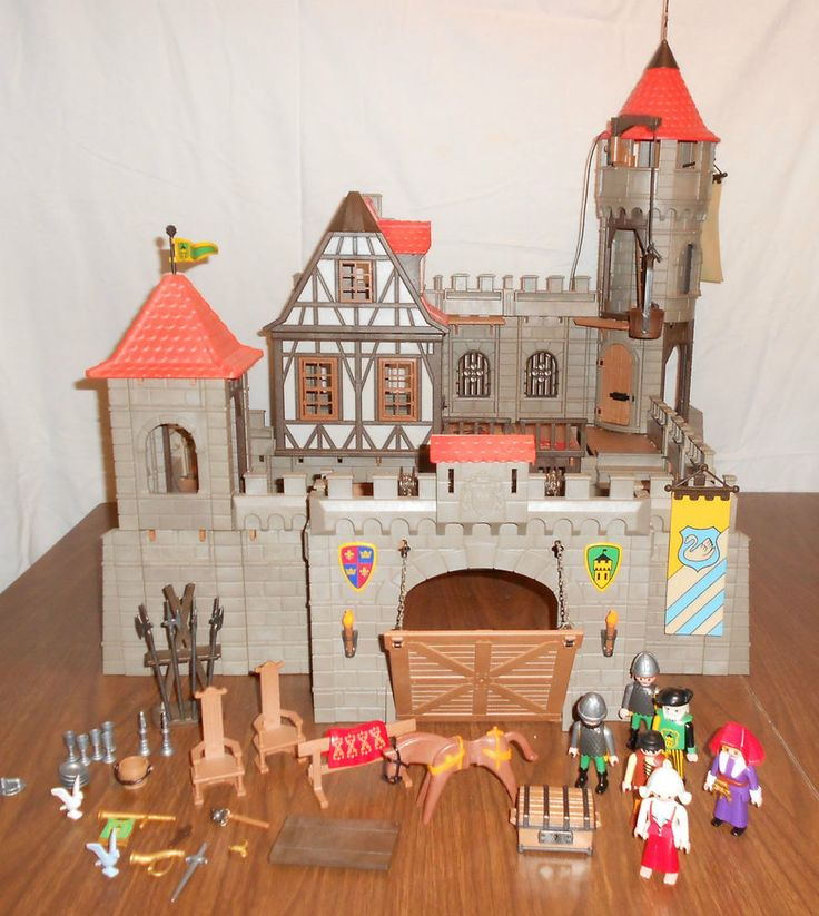 269 best Playmobil :by G images on Pinterest   Playmobil, Doll ...