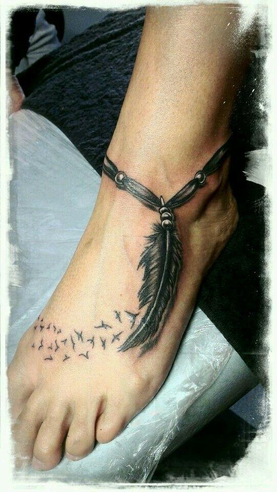 fiagra dornstadt fusskettchen tattoo