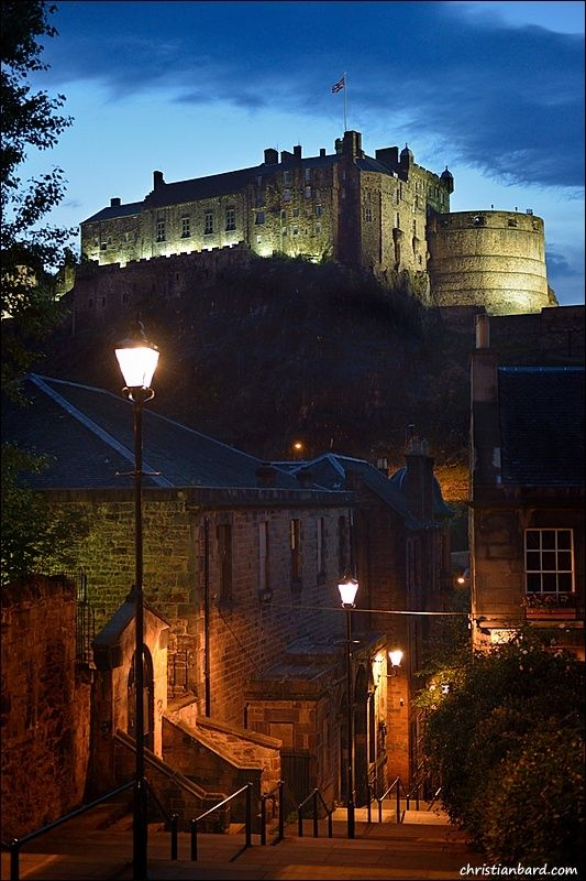 6. Dream Vacation Destination - Edinburgh, Scotland