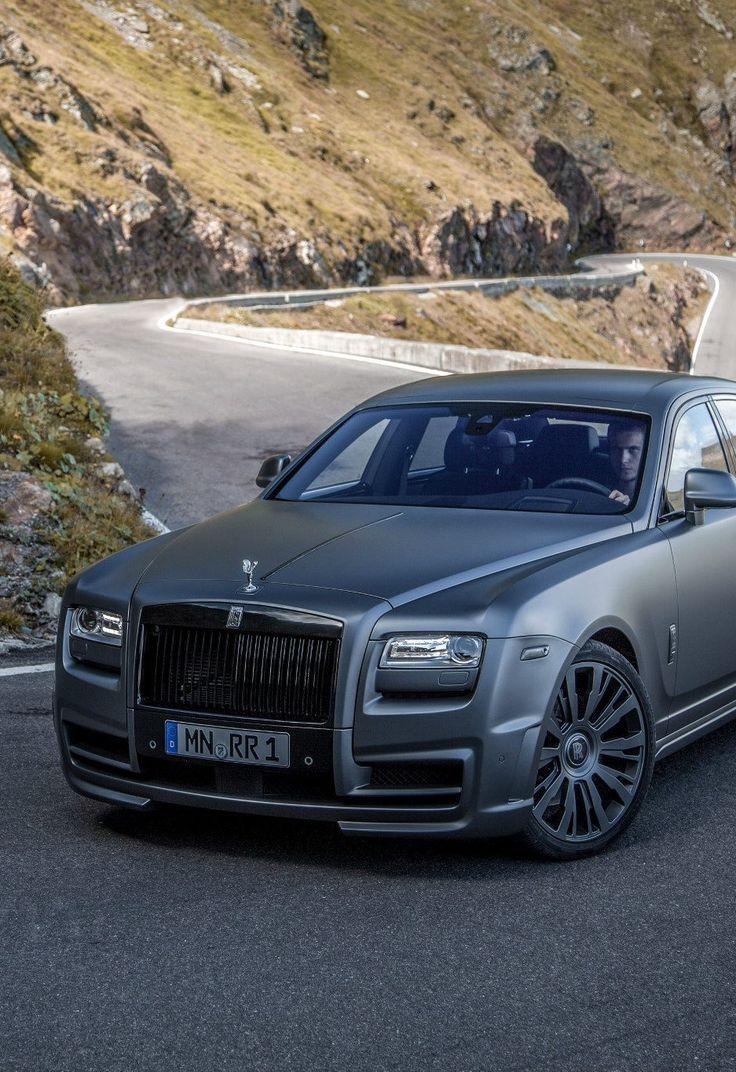 Rolls Royce Ghost by Novitec