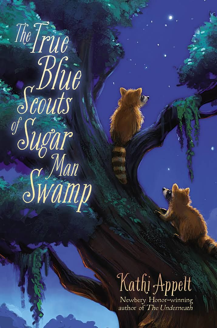 Meet Bingo And Jmiah Raccoon Brothers On A Mission To Save Sugar Man Swamp In This Tale From Newbery Honoree Kathi AppeltRaccoon