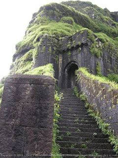 Lohagad Fort Pune - Iron Fort, Discover #India