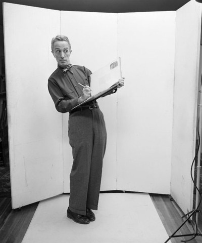 Norman Rockwell (Norman Rockwell Museum)