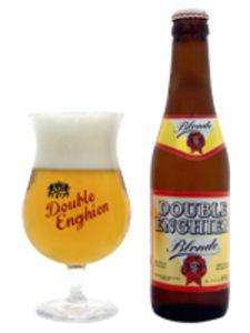 Double Enghien Blonde - Bierebel.com, la référence des bières belges