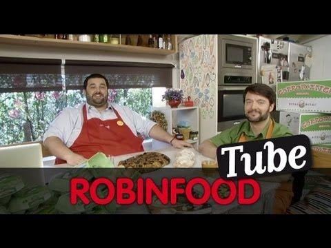 Pan de ciabatta y focaccia con Iban Yarza y Robinfood.
