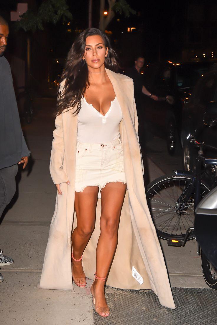 Kim Kardashian debuts drastic new hairstyle: See her gorgeous new cut!
