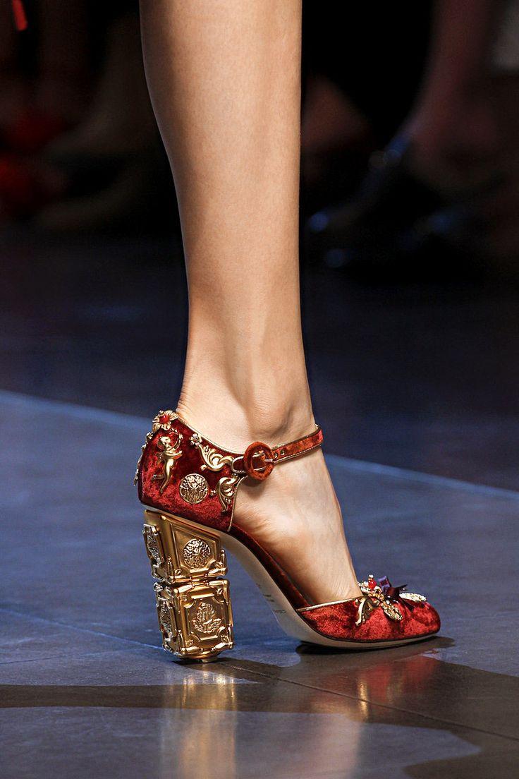 140 лучших пар обуви Недели моды в Милане | Мода | VOGUE