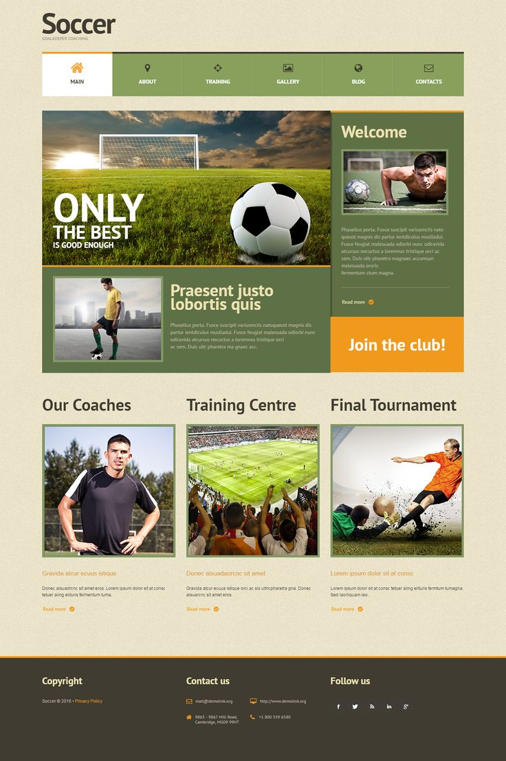 Mejores 1511 imágenes de WordPress Themes en Pinterest | Behance ...