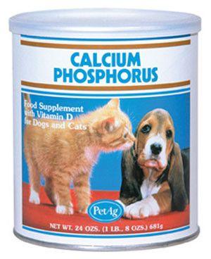 Calcium Phosphorous w/ Vitamin D by PetAg