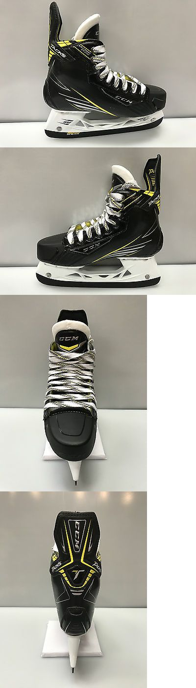 Ice Hockey-Youth 26342: Ccm Tacks Vector Plus Hockey Skates - Junior - Upgraded Tacks 5092 -> BUY IT NOW ONLY: $183.99 on eBay!