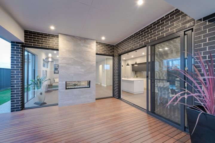 The 25 Best Indoor Outdoor Fireplaces Ideas On Pinterest Farmhouse Outdoor Fireplaces