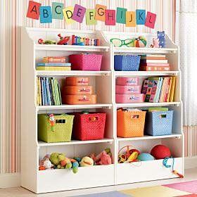 organizing toysOrganic, Kids Room, Kidsroom, Kid Rooms, Playrooms, Plays Room, Storage Ideas, Kids Storage, Toys Storage