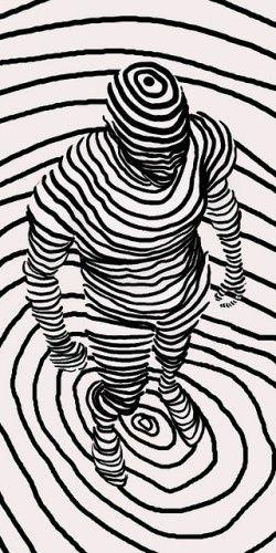 Line Art Ks : Best cross contour lines images on pinterest drawings