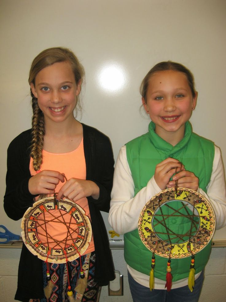 5th grade artists are learning about Native American life and culture in their classrooms. We added to this by learning about their art as ...