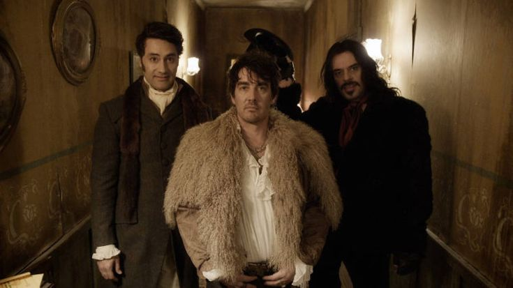 "Flixwatcher Episode:014 What We Do In The Shadows Featuring Helen Zaltzman from ""The Allusionist"" and Matthew Crosby ""Pappy's Flatshare Slamdown"" . RATINGS: IMDB Rating – 7.6/ 10 Rotten Tomatoes Rating – 96% Critics Score 
