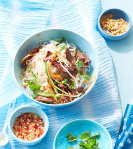 Vietnamesische Street Noodles - Rezepte - [LIVING AT HOME]