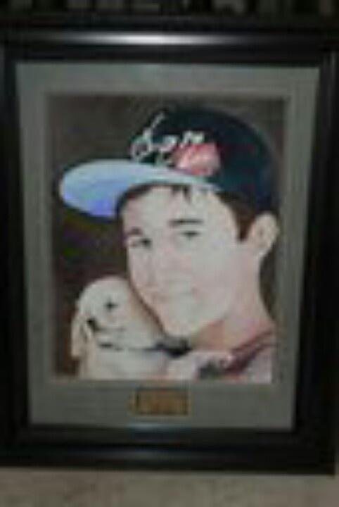 Jesse watercolor