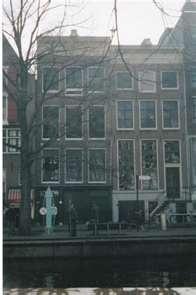 Anne Frank, Haus