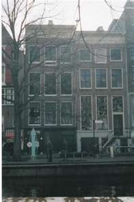 Anne Frank House....A visit here is on my bucket list!