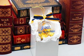 Make Your Own Graduation Tassel Ornament