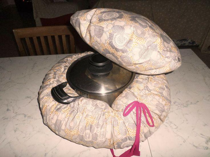 natural-mente-stefy: TUTORIAL WONDERBAG ovvero cucinare senza fuoco